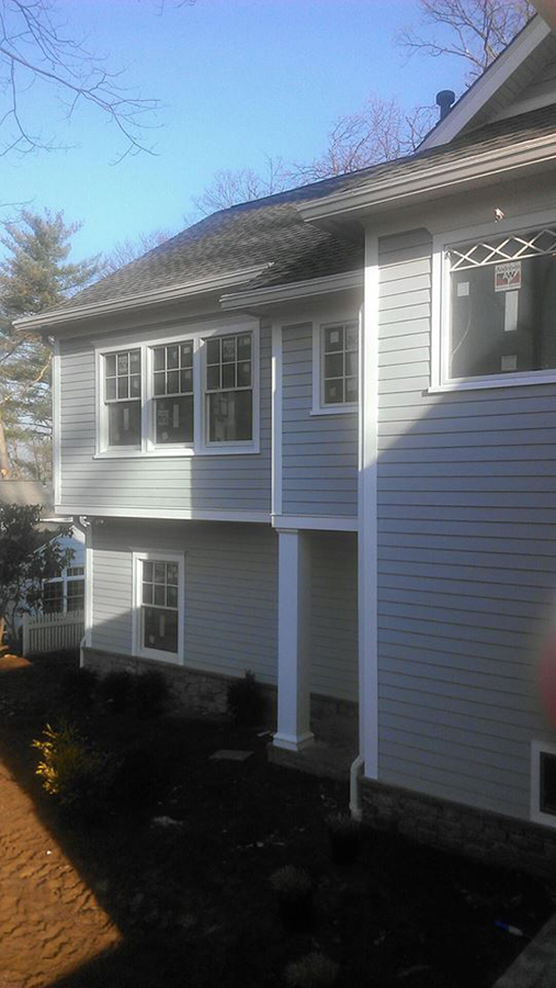 House Siding Samples Rk Roofing